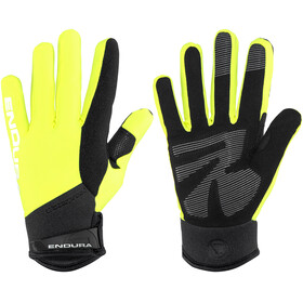 Endura Strike II Bike Gloves Women yellow